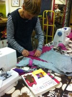 Wench Upcycled Clothing Workshops