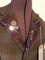 Mench. Refashioned Steampunk Waistcoat - Wild Hopscotch