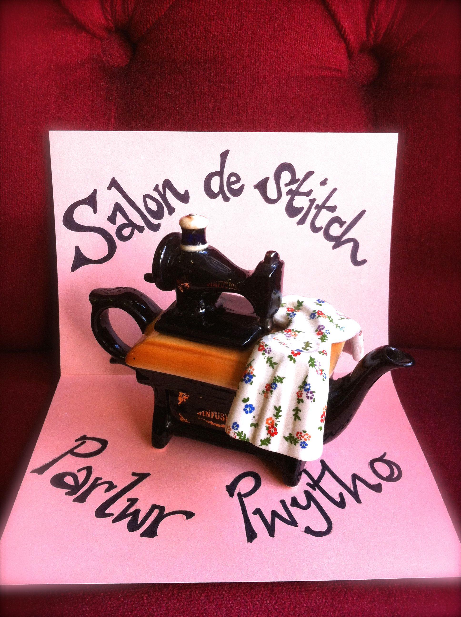 Salon de Stitch/ Parlwr Pwytho